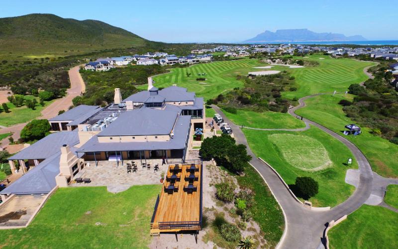 Golf & Safari i Sydafrika - Western Cape
